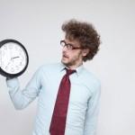 英語での時間の言い方